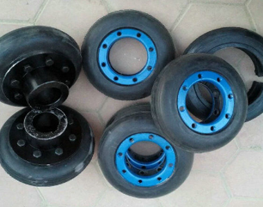 Tyre Cushion Couplings